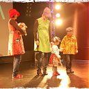 Nuttu-Liinan näytelmä Ekodesign-markkinoilla 12.5.2012