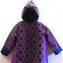 ympyräkuvioinen takki 104