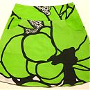 Musta-vihreä hame, koko 36