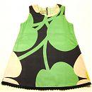 Musta-vihreä mekko 92